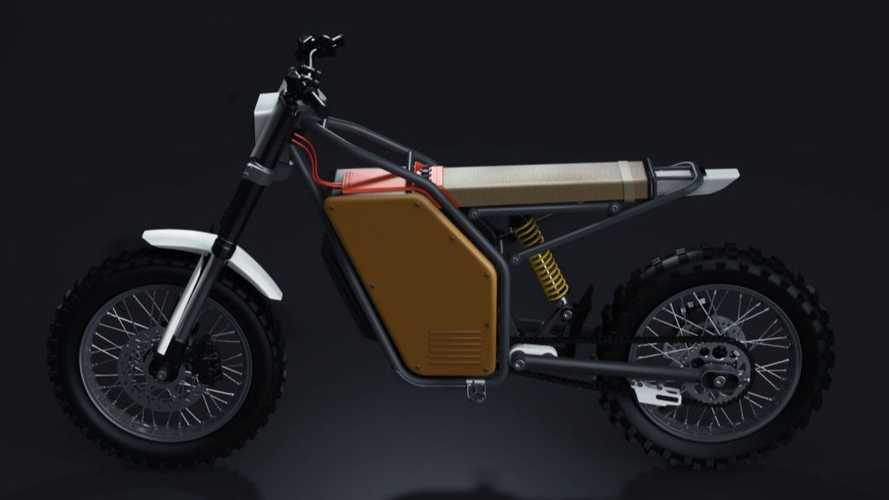 The OFR-M1 Electric Motorcycle Puts A Spin On Minimalist Styling