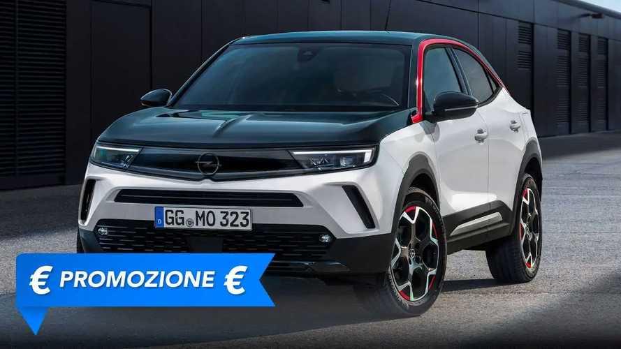 Promozione Opel Mokka, perché conviene e perché no