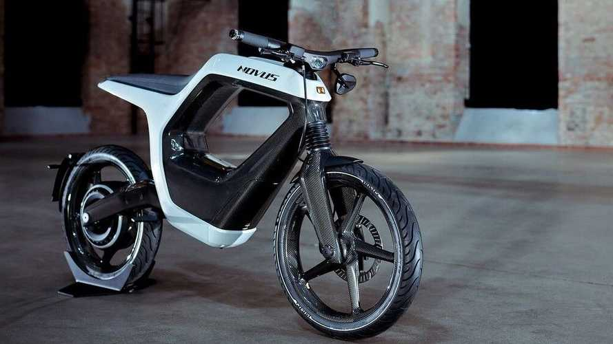 Novus One Electric Motorbike