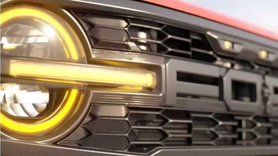 Ford Bronco Raptor aparece pela 1ª vez e é confirmado para 2022