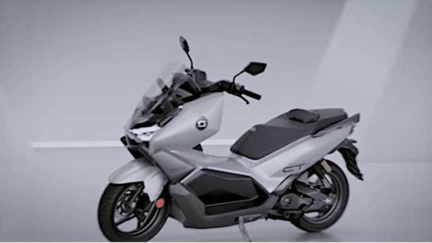2022 Super Soco CT-3 Electric Maxi-Scooter Makes Its Worldwide Debut