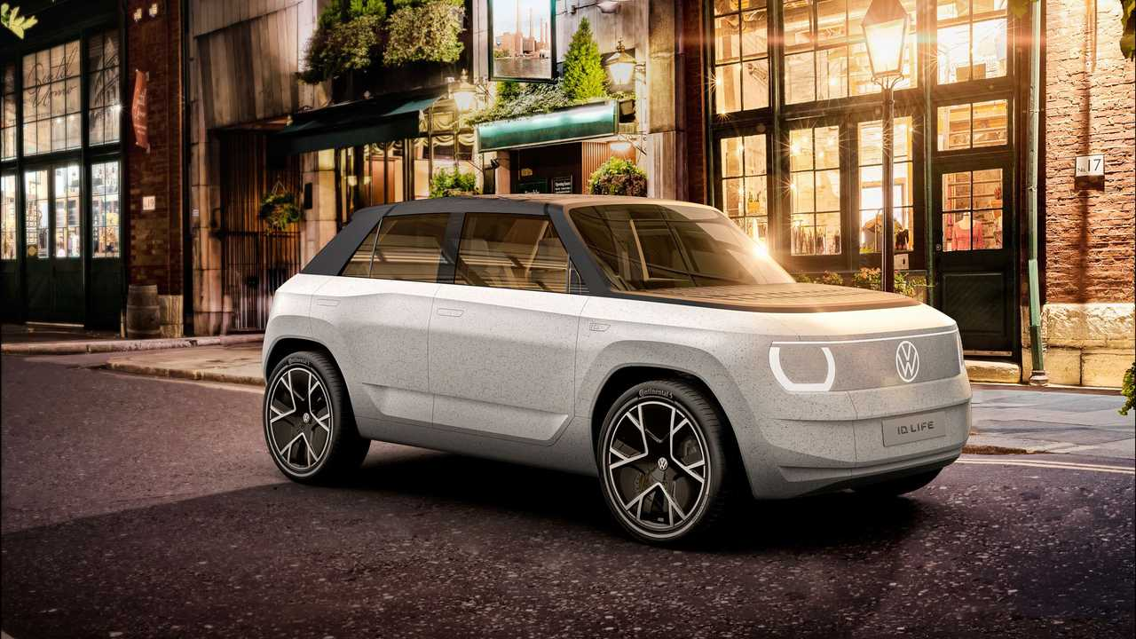 VW ID. Life Concept (esterno)