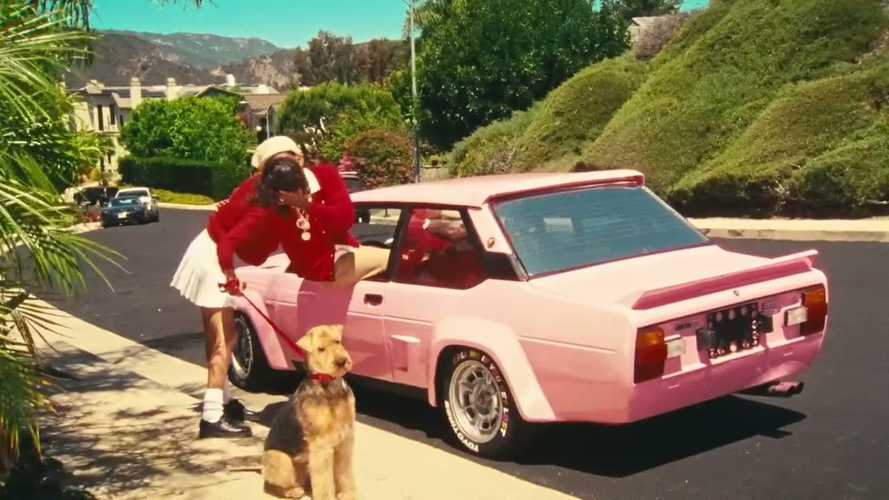 Incredibili le Lancia e Fiat protagoniste dei video di un rapper