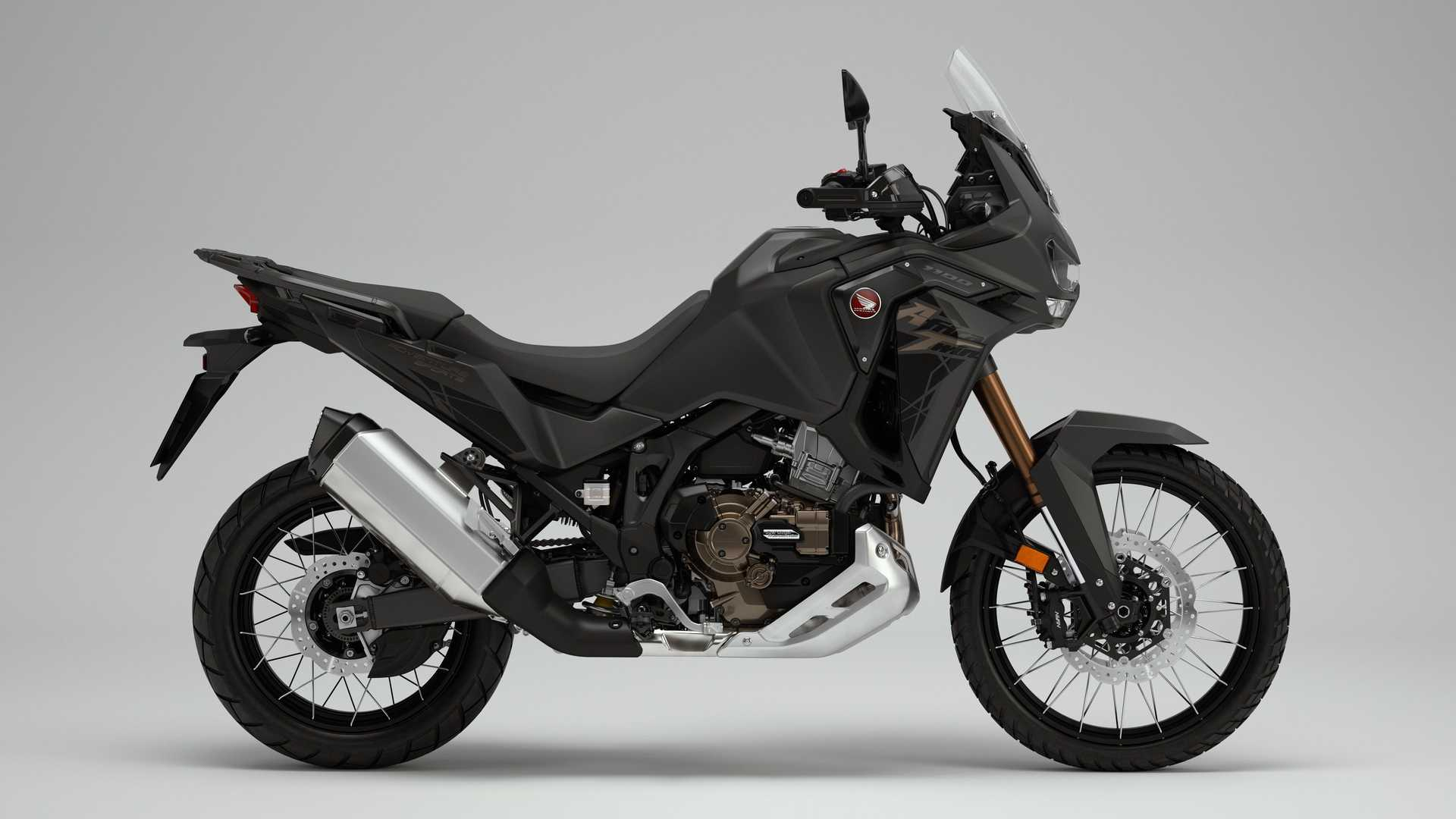 2022 Honda CRF1100L Africa Twin Adventure Sports - Cracked Terrain - Right Side