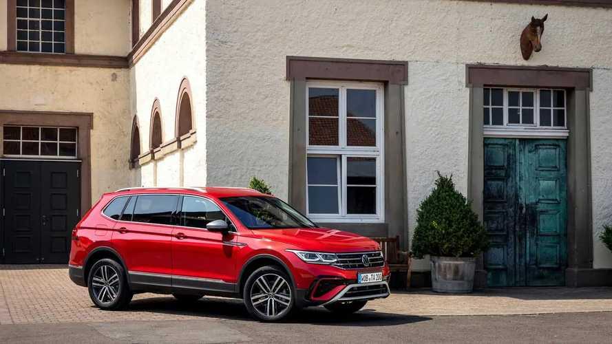 Volkswagen nuovo Tiguan Allspace, prezzi da 40.200 euro