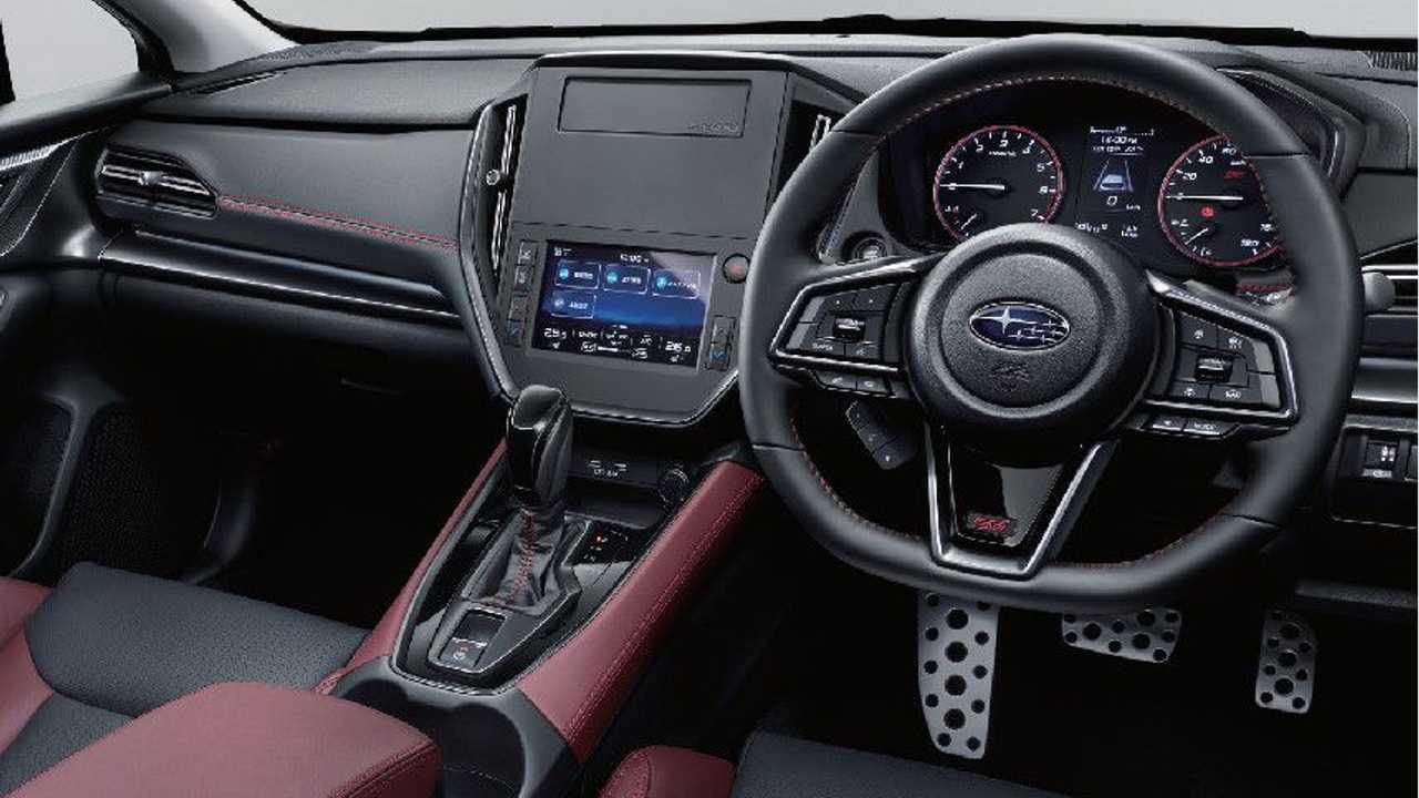 Subaru Levorg Base Cabin
