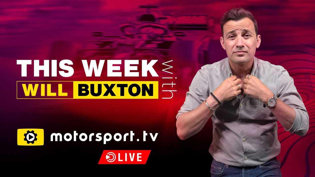 Presenter Will Buxton joins Motorsport.tv