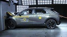 Ford Mustang Mach-E und Hyundai Ioniq 5 im Euro NCAP-Crashtest