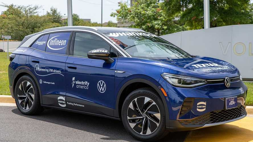 VW ID.4 Taking 48-State Drive, Will Hit 600 Dealers, 200 Chargers