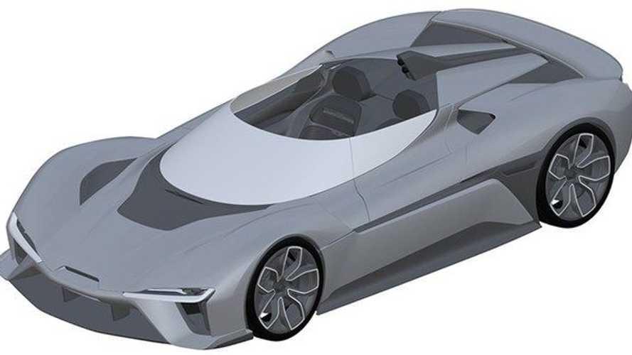 NIO готовит электрический ответ McLaren Elva и Ferrari Monza SP2