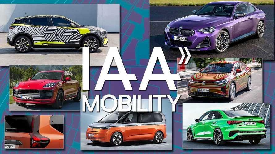IAA MOBILITY 2021: Die Highlights der Messe (Update)