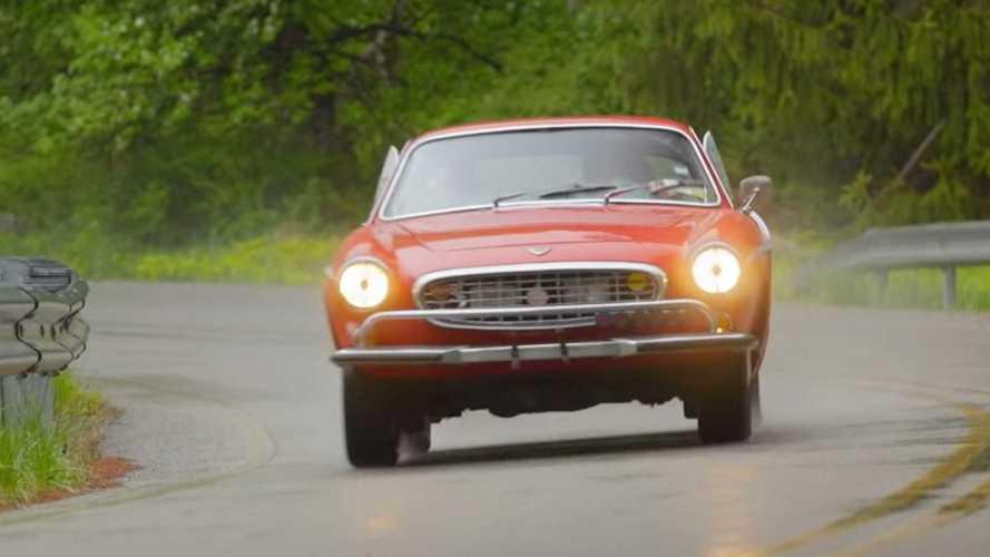 Ini Wujud Volvo P1800 yang Sudah Menempuh Jarak Tiga Juta Mil