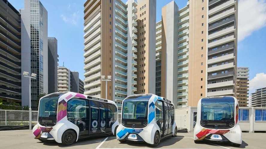 4 Mobil Listrik Resmi Olimpiade Tokyo 2020, Semuanya Canggih!