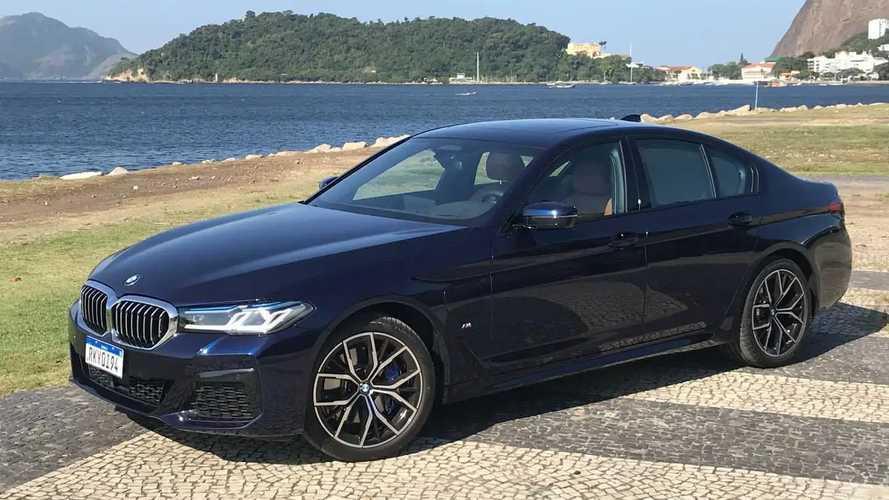 Avaliação: BMW 530e M Sport 2021 híbrido no trânsito carioca