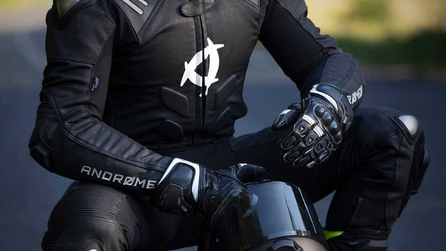 Andromeda Moto Launches Vegan Track-Rated Leather Suit
