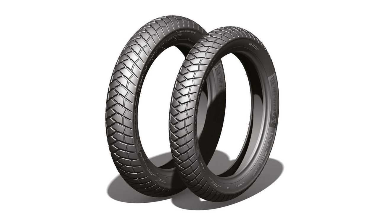 Michelin Anakee Street Scooter Tires
