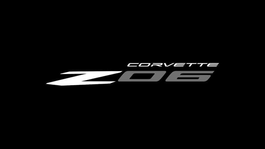 Chevrolet Corvette Z06 (2023) Teaser klingt episch
