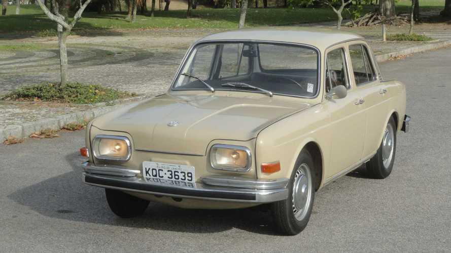 """VW-1600 """"Zé do Caixão"""""""