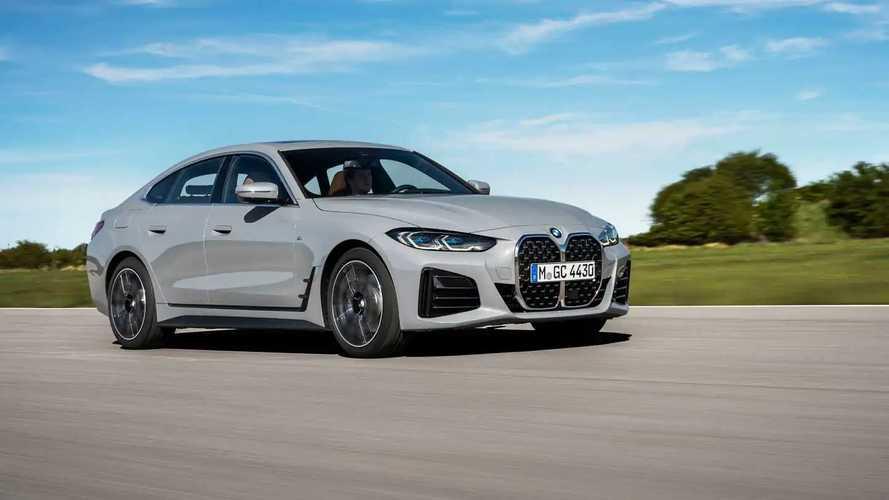 BMW Serie 4 Gran Coupé 2021, prueba