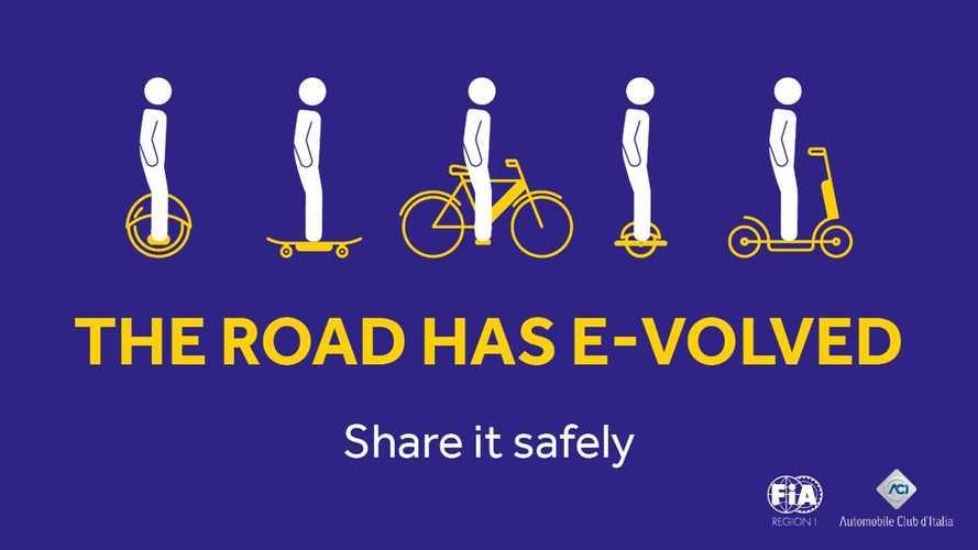 Sicurezza stradale, l'ACI sostiene #RoadHasEvolved