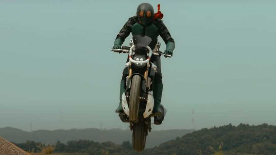 Shin Kamen Rider Trailer Drops And It's Full Of Motorcycle Action