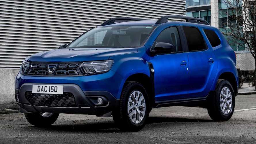 New Dacia Duster van starts at just under £13k plus tax
