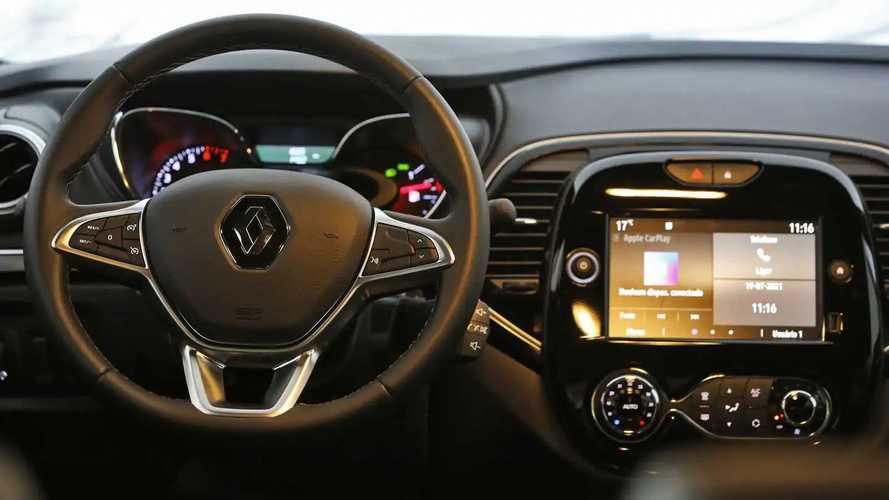 Renault Captur Intense 1.3 turbo 2022