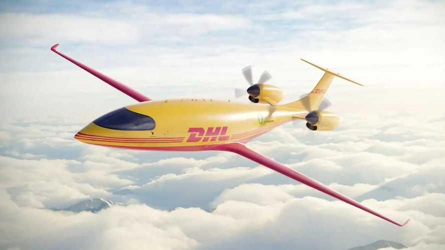 DHL ordina 12 aerei elettrici per le consegne: ecco come sono