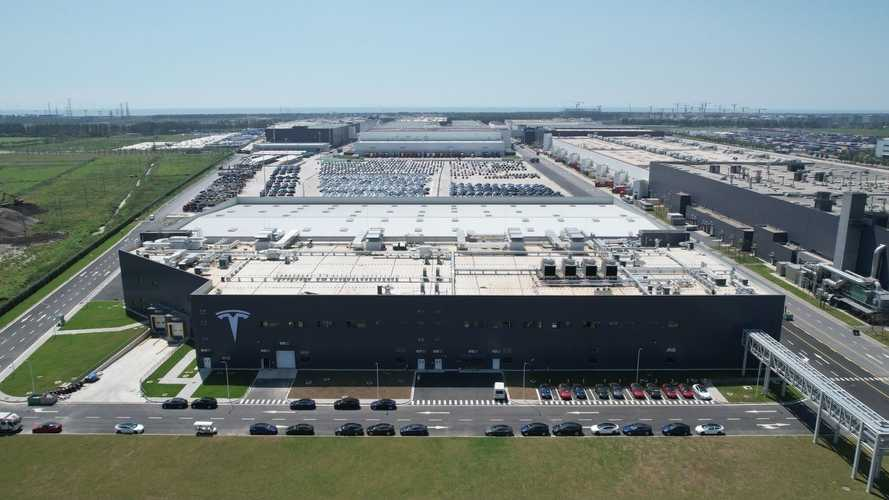 Tesla Production Sites By Model Assignment, Capacity: October 2021