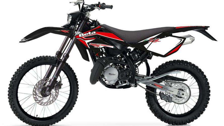 Beta RR 50 Enduro e Motard M.Y. 2010