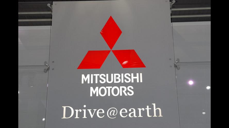 Mitsubishi al Salone di Parigi 2010