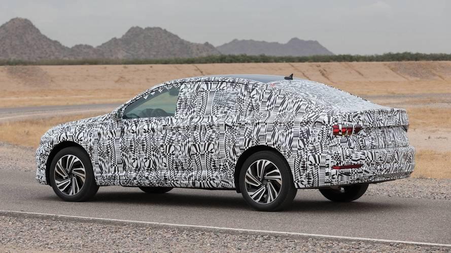 2019 Volkswagen Jetta Prototípus