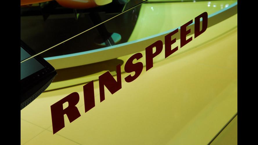 Rinspeed al Salone di Ginevra 2009