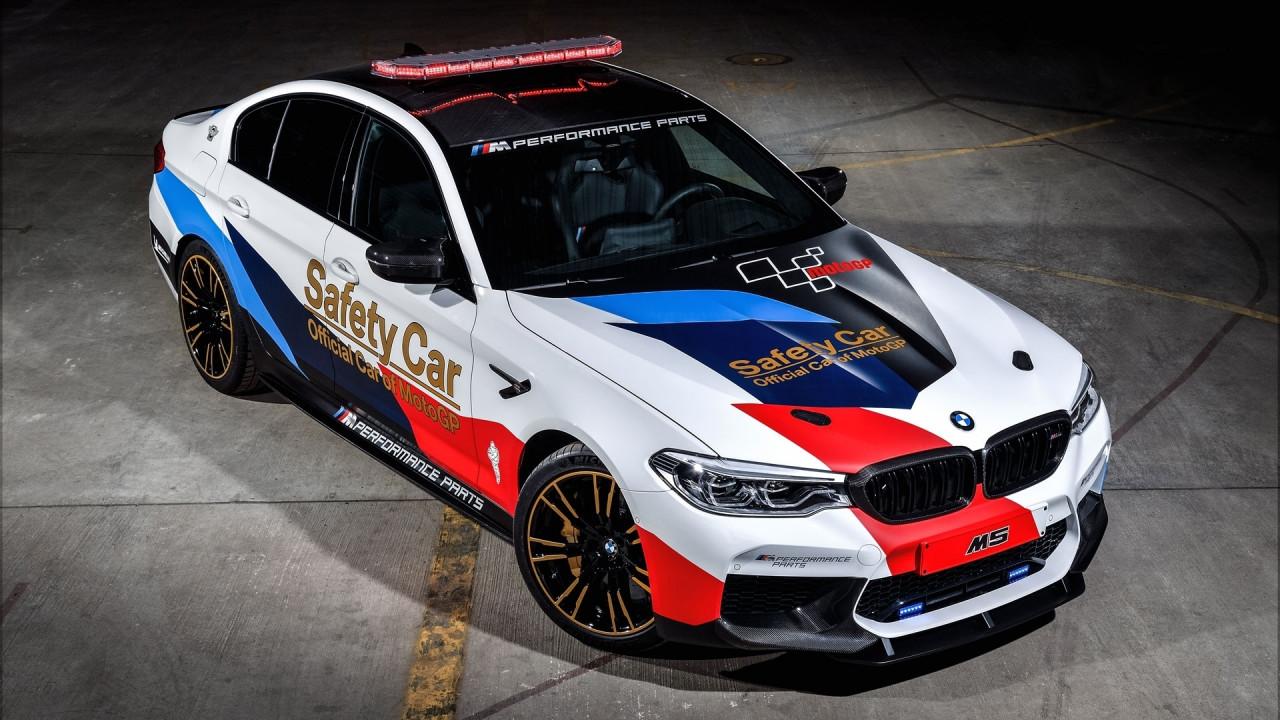 [Copertina] - Nuova BMW M5, è lei la prossima safety car della MotoGP