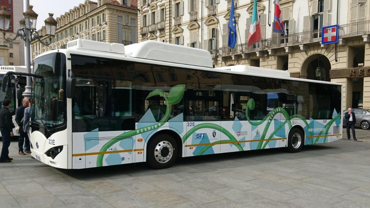 [Copertina] - A Torino e Novara arrivano i bus elettrici cinesi