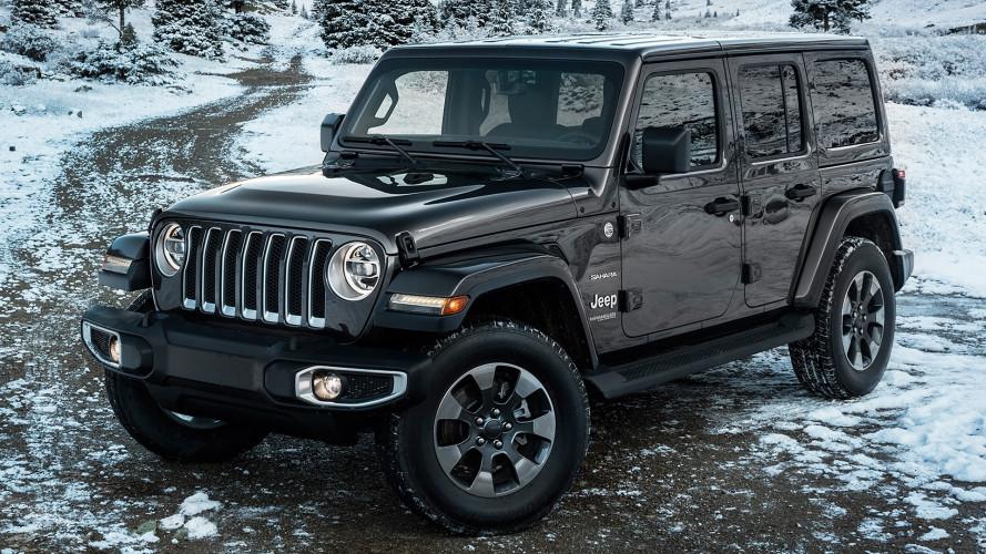 Jeep Wrangler, nel 2020 sarà anche ibrida plug-in