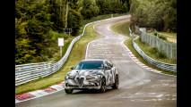Alfa Romeo Stelvio Quadrifoglio al Nürburgring