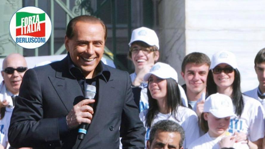 Bollo auto, Berlusconi promette di abrogarlo