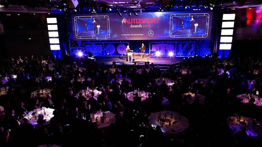 Piquet az Autosport Awards díjazottjai között