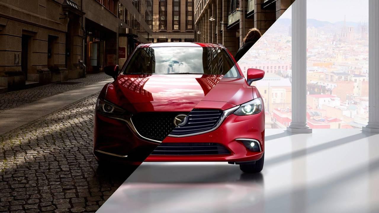 Mazda6 Lead