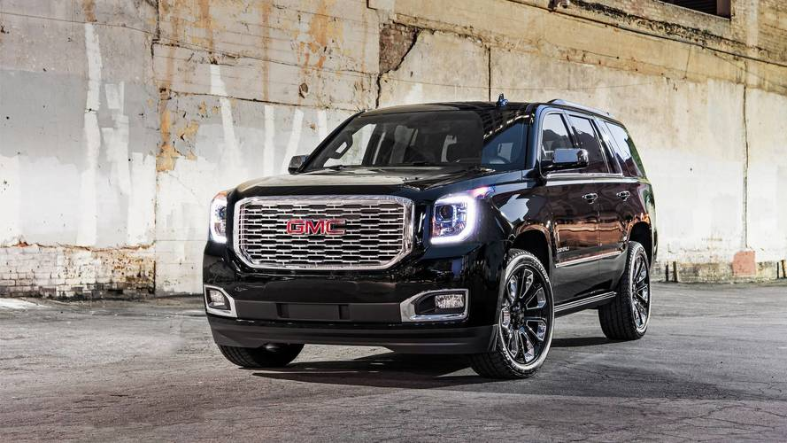 GMC Yukon Rebate Cuts Price By Nearly $10,000