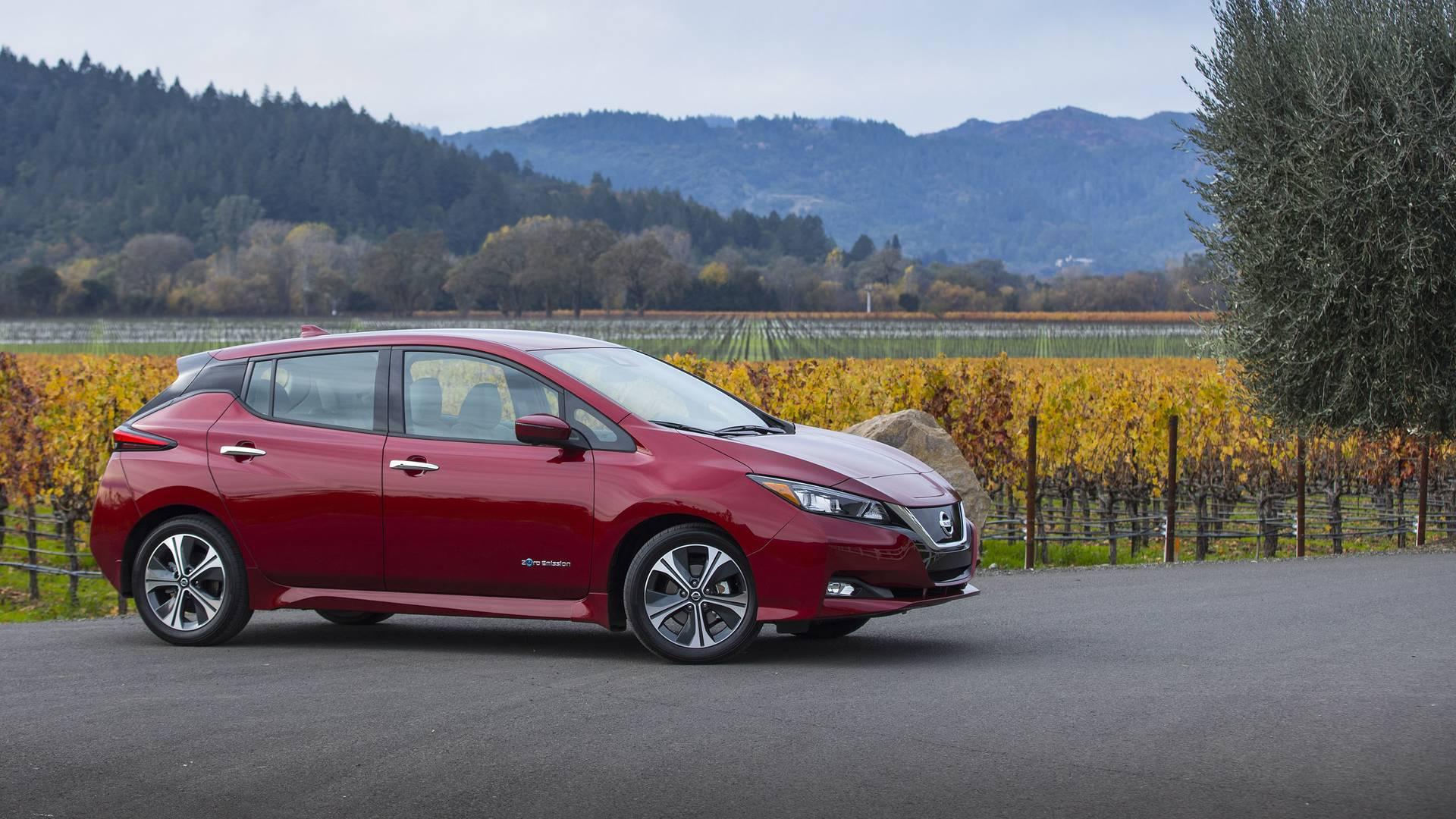 Nissan Leaf 2018 - Estados Unidos