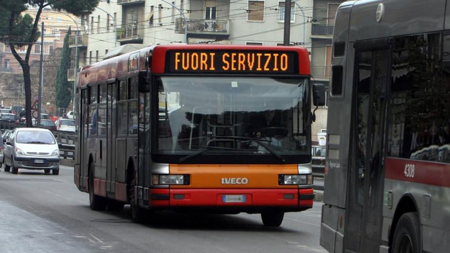 Sciopero trasporti, il 20 luglio mezzi fermi a Roma e Napoli