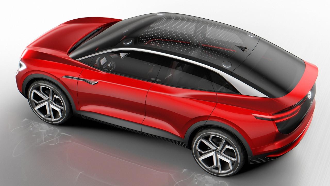 [Copertina] - Volkswagen I.D. Crozz II, il SUV elettrico del 2020