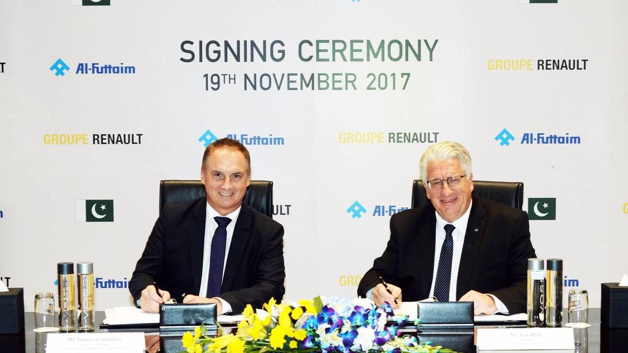 Groupe Renault Pakistan
