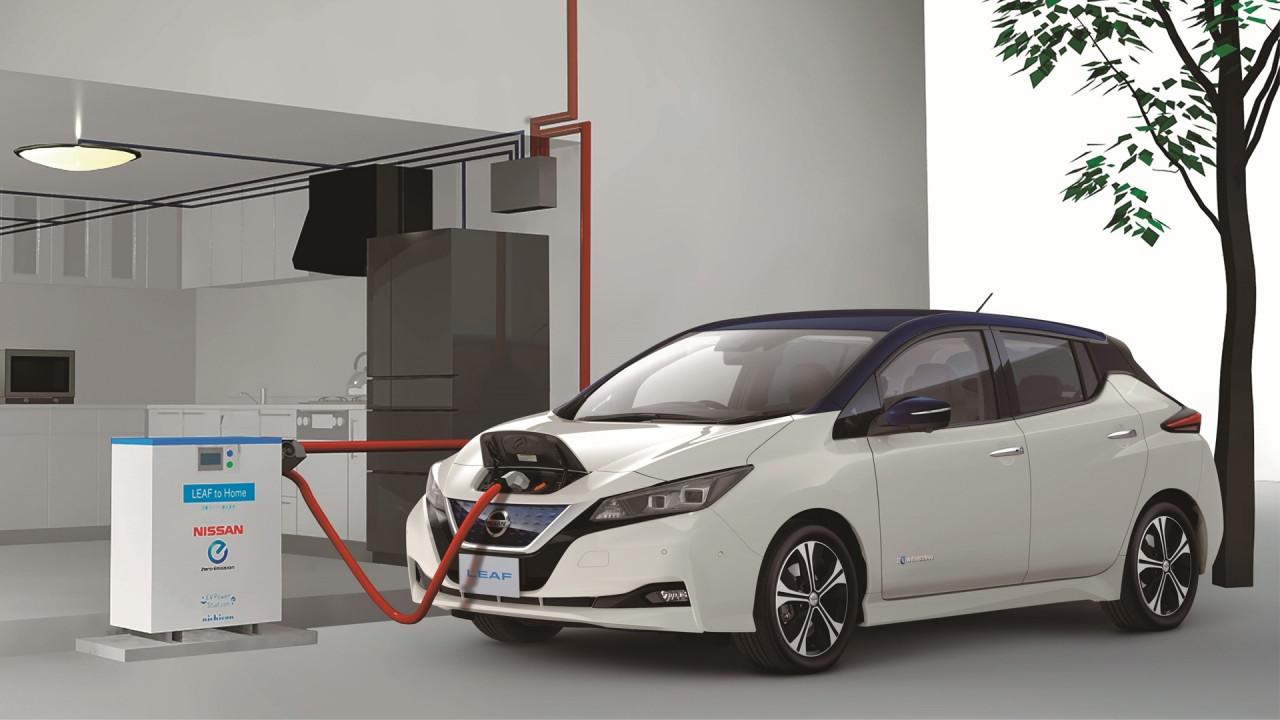[Copertina] - Nuova Nissan Leaf, prezzi da 33.070 euro e due anni di ricariche gratis
