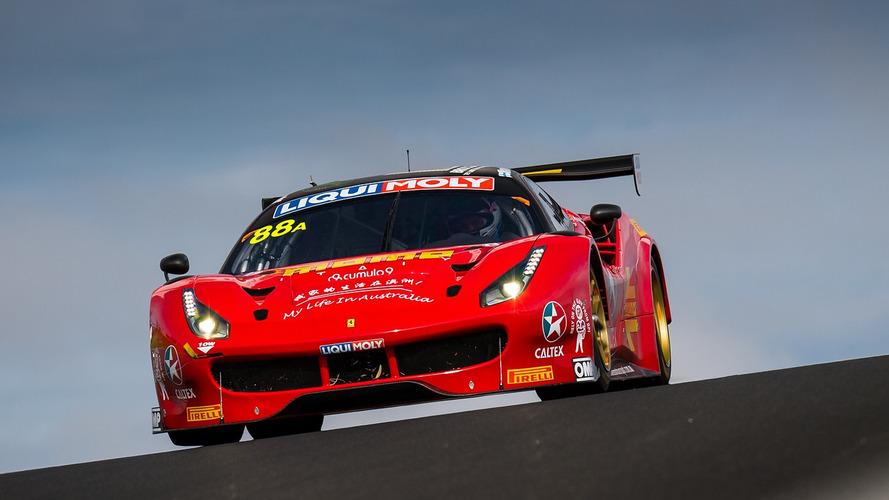 12 H de Bathurst – Un final sous haute tension, et une victoire Ferrari !