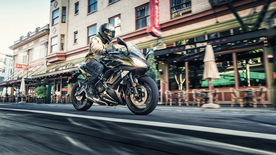 Kawasaki unleashes new 2017 Ninja 650 street bike