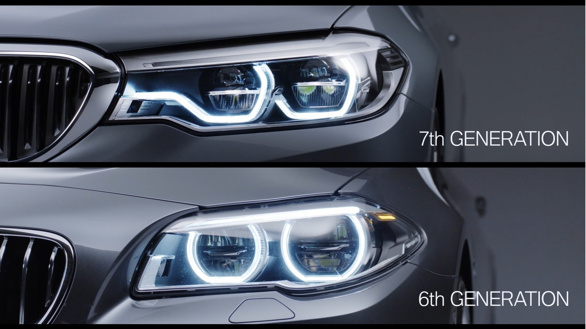 Old Versus New Bmw 5 Series F10 And G30 Video Comparison