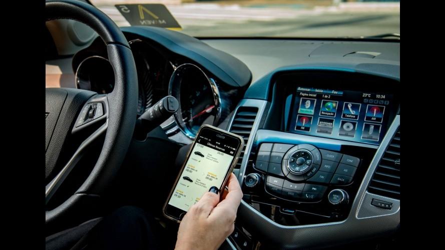 GM lança serviço que permite